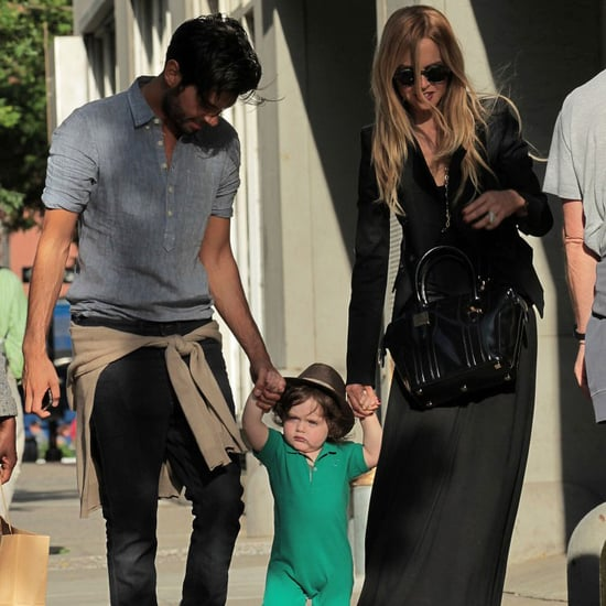 Rachel Zoe in NYC With Skyler Berman and Joey Maalouf