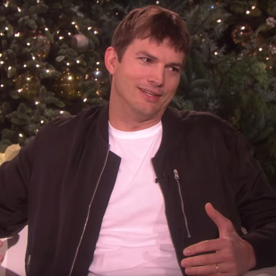 Ashton Kutcher Talking About Son Being Shamed by Ellen