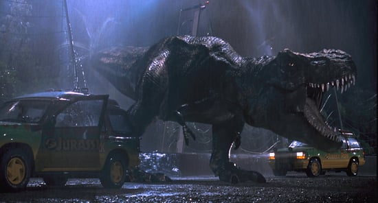 Jurassic Park's Special Effects