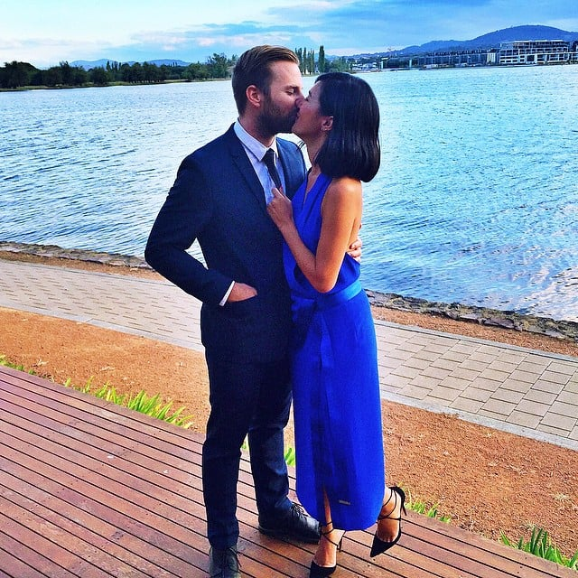 Instagram's Most Perfect Couple Just Got Engaged
