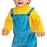 Minions Costume Yellow