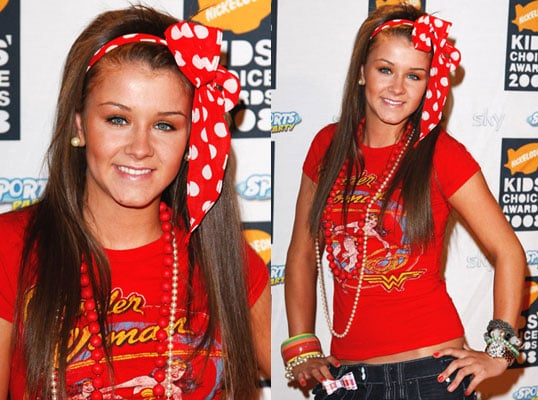 Love It or Hate It? Brooke Vincent's Minnie Mouse Hair Bow