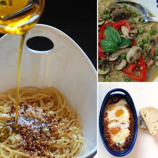 8 Meatless Meals to Warm You Up