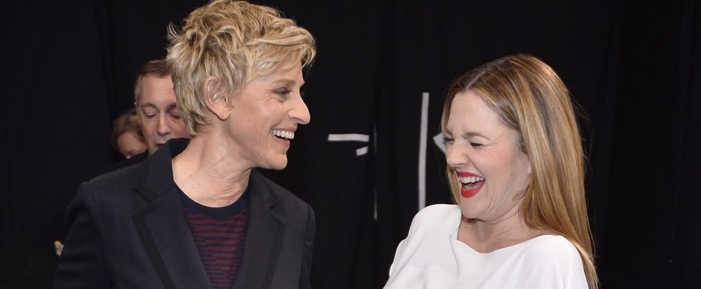 Ellen DeGeneres Gave Drew Barrymore a Birthday Gift That Is Really a Gift to Us All