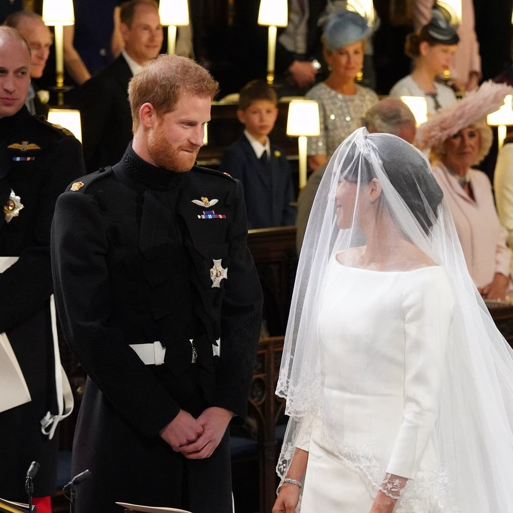 What Did Prince Harry Tell Meghan Before Their Wedding?