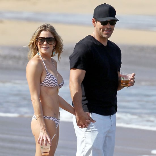 LeAnn Rimes Bikini Pictures With Eddie Cibrian in Hawaii