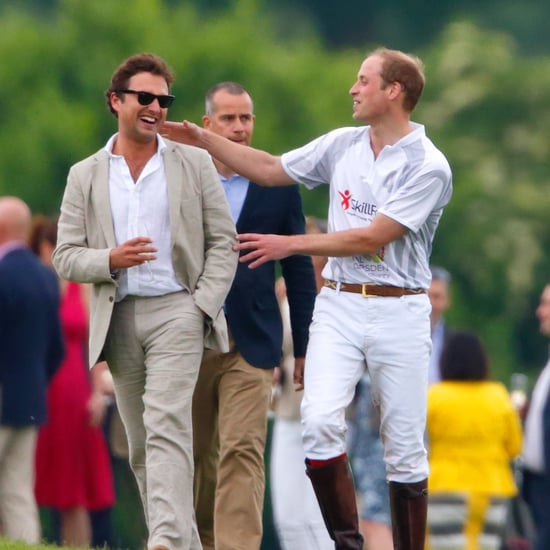 Who Are Prince William's Friends?