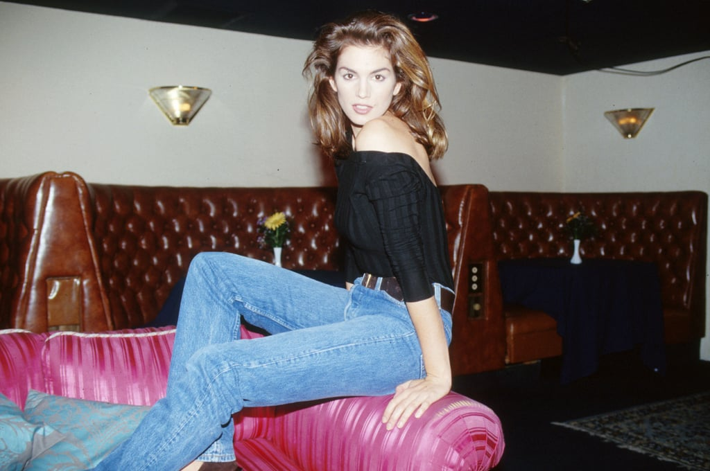 Cindy Crawford in a Photo Shoot