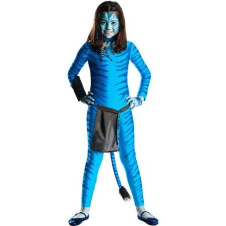 Avatar Neytiri Child Halloween Costume  sc 1 st  Popsugar & Avatar | Toddler Halloween Costumes 2018 | POPSUGAR Moms Photo 20