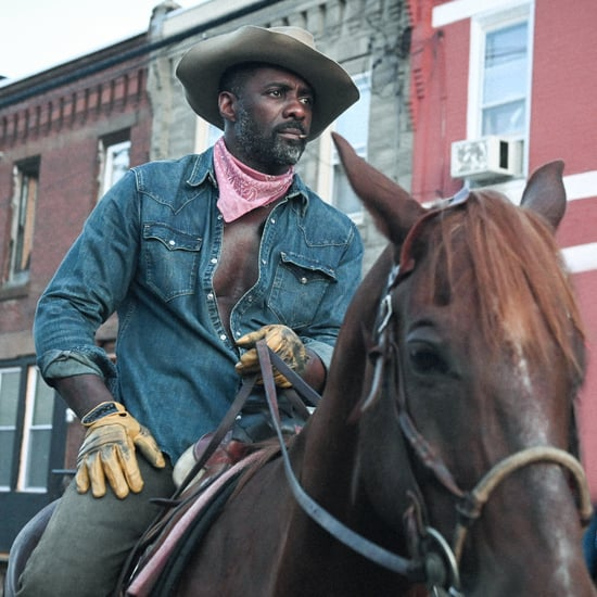 Is Idris Elba Really Riding a Horse in Concrete Cowboy?