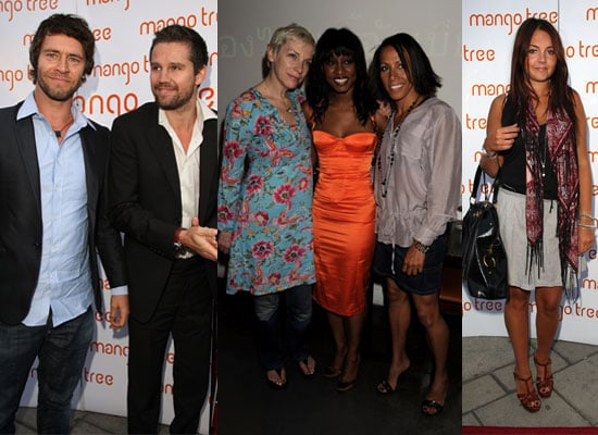 Photos Of Jason Orange, Howard Donald, Beverley Knight, Lacey Turner, Dame Kelly Holmes And Annie Lennox