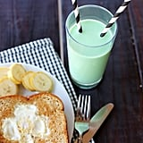 Pot of Gold Eggs and Green Milk