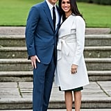 Engagement Photocall Harry and Meghan