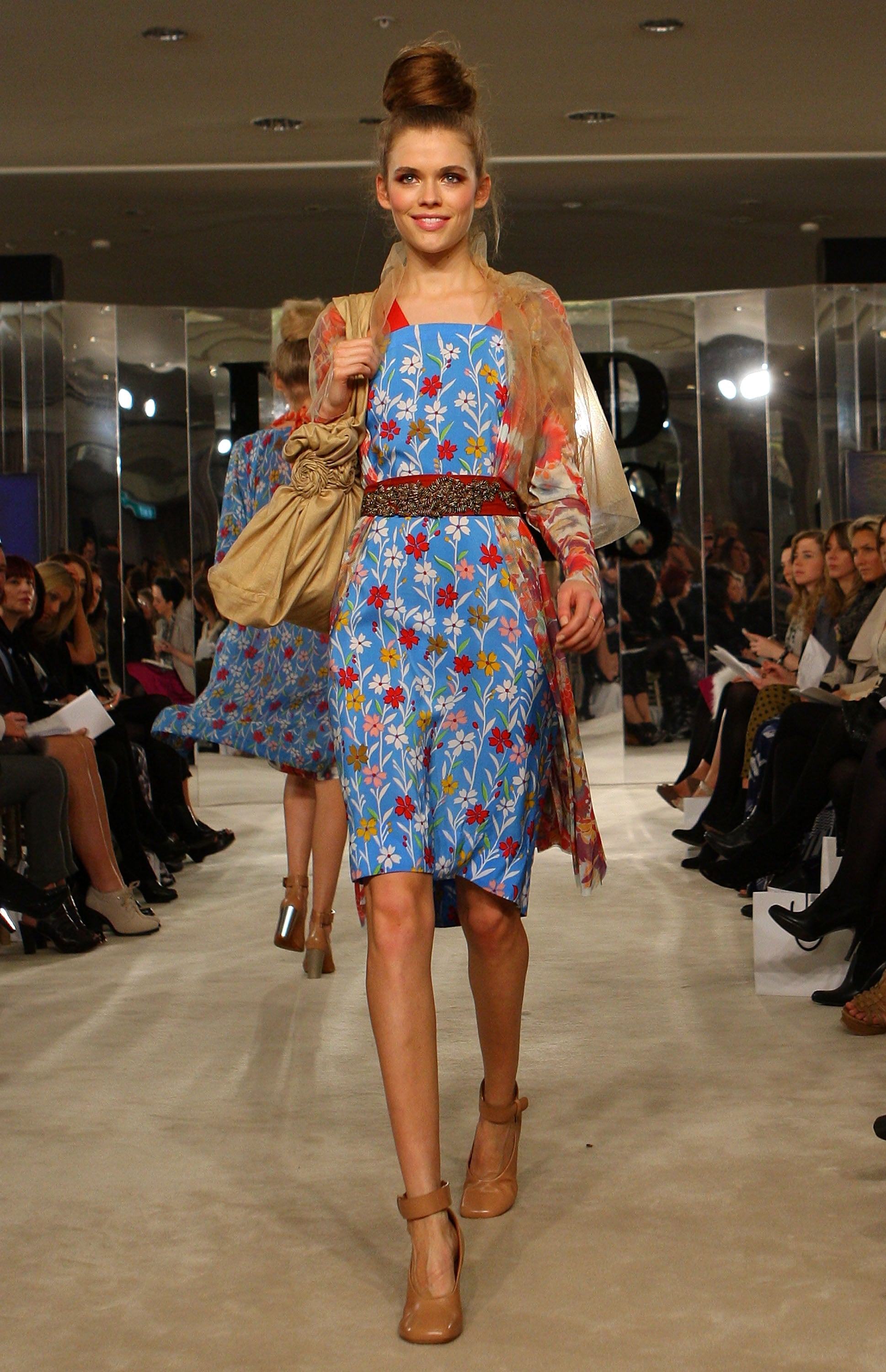 The hottest trends of the spring-summer 2010 season 09.02.2010 22