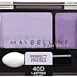 Maybelline New York Expert Wear Eyeshadow Duos in Lasting Lilac