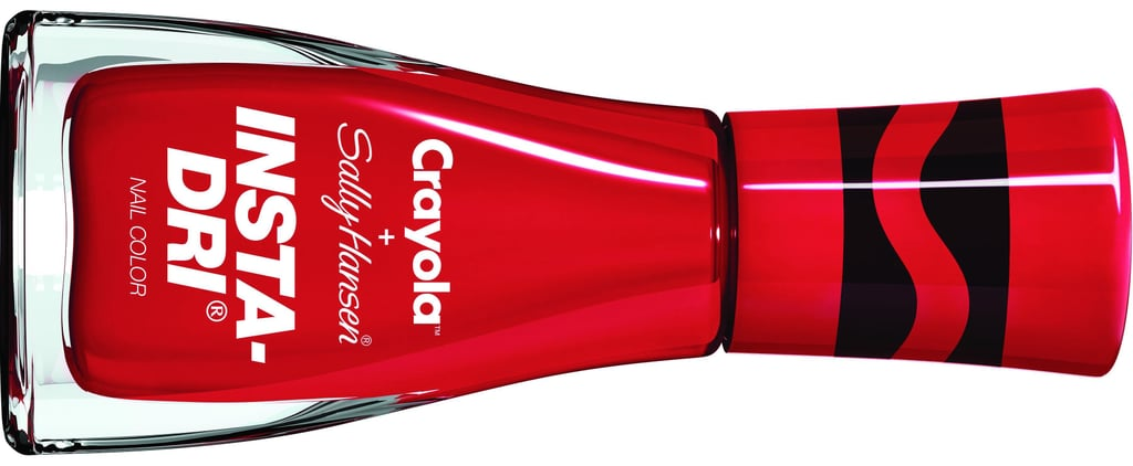 Sally Hansen's New Crayola Collab Will Slap You With Serious Nostalgia