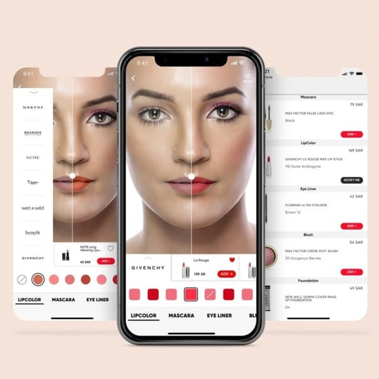 Saudi Makeup Apps Golden Scent