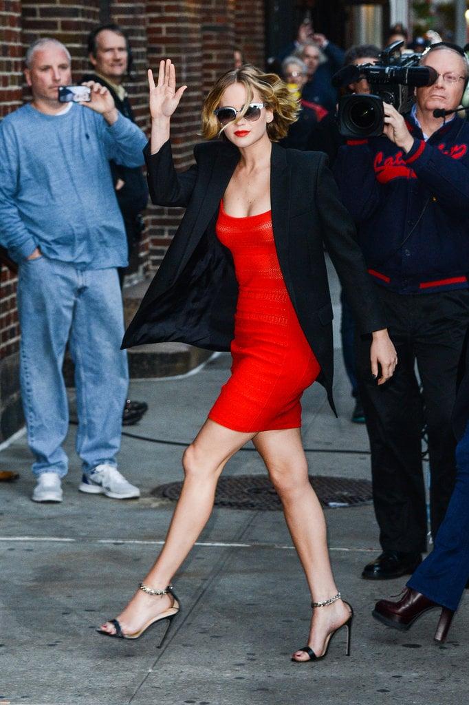 Jennifer Lawrence Best Style Pictures Of 2014  Popsugar Fashion-1364