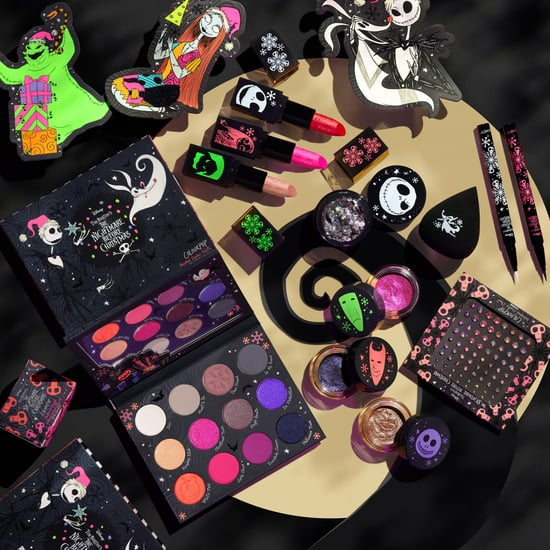 See ColourPop's Nightmare Before Christmas Makeup Collection