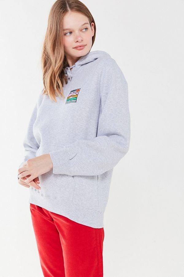 Stussy Sierra Fleece Hoodie Sweatshirt