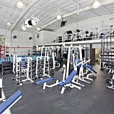 The Gym (and Boxing Ring!)