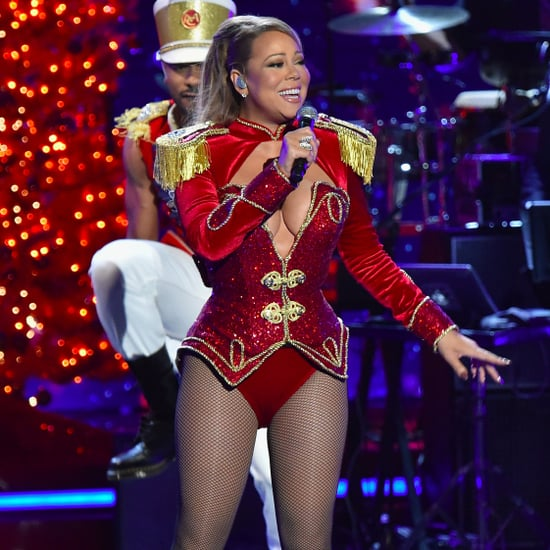 Mariah Carey All I want for Christmas Performance 2016