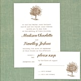 Tree of Life Wedding Invitation