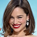 Emilia Clarke Loves to Break 1 Beauty Rule