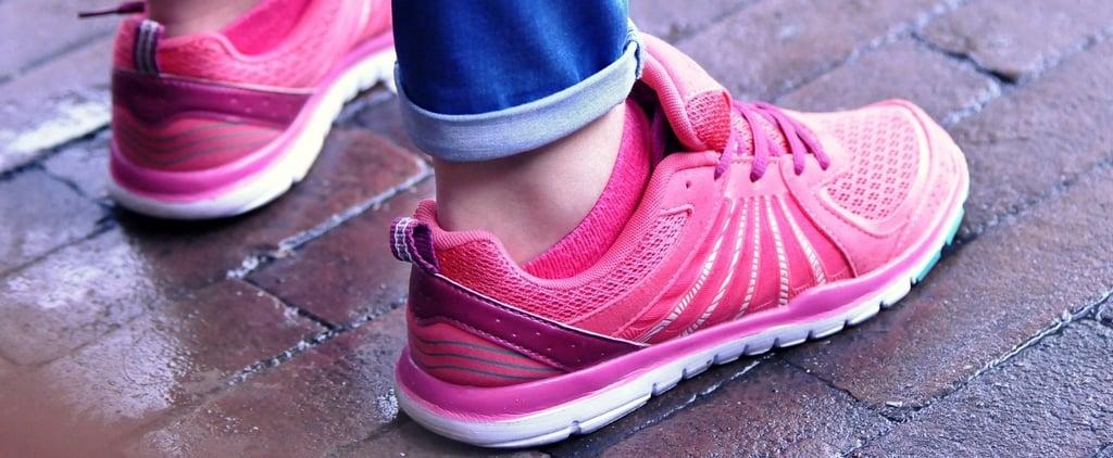 كم خطوة ينبغي مشيها بالنسبة للمبتدئين