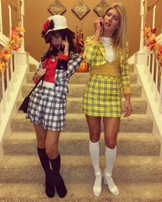 Costume Halloween Duo.Halloween Costumes For Best Friends Popsugar Love Sex