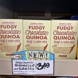 Trader Joe's Fudgy Chocolate Quinoa Loaf and Cake Mix ($3)