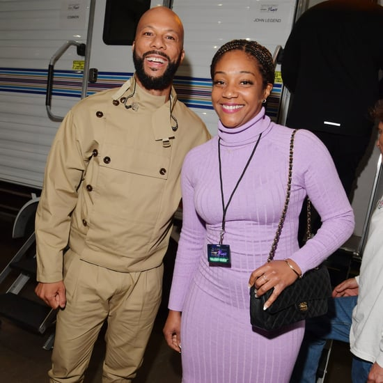 Tiffany Haddish and Common's Cute Pictures Together