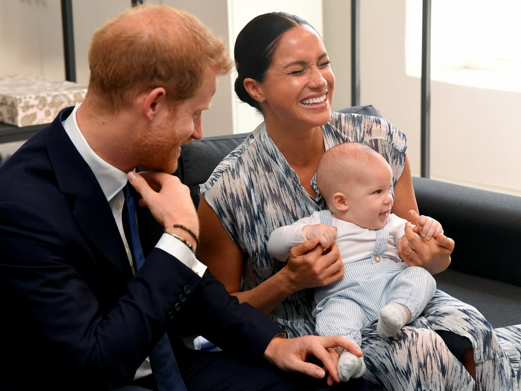 "Prince Harry and Meghan Markle's son Archie Mountbatten-Windsor made his royal tour debut during the couple's Southern Africa tour. While visiting Cape Town, the 4-month-old royal totally stole the spotlight as his mom carried him through The Old Granary ahead of a meeting with the city's former Archbishop, Desmond Tutu. ""Arch meets Archie,"" was the adorable caption on a video posted to the Sussex Royal Instagram account, which showed all three members of the family beaming as they arrived at the historic venue. The royal tour, which officially wrapped up on Oct. 2, was a big milestone for Harry and Meghan as it marked their first trip as a family of three (not to mention, Archie's very first tour). The trip included stops in South Africa, Botswana, Angola, and Malawi as the couple brought awareness to causes that are important to them, as well as Harry's late mother, Princess Diana. See Archie's cutest moments from the tour ahead!       Related:                                                                                                           All the Baby Archie Photos You Could Ever Possibly Want"