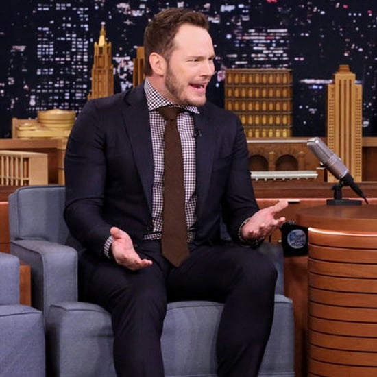 Chris Pratt Talking About Son Jack on Fallon December 2016