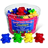 Learning Resources Three Bear Family Counters