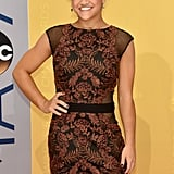 Laurie Hernandez at the CMA Awards 2016 Pictures