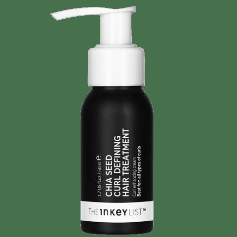 The Inkey List Chia Seed Curl-Defining Hair Treatment