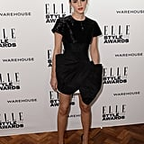 Emma Watson stepped out for the Elle Style Awards in London on Tuesday.