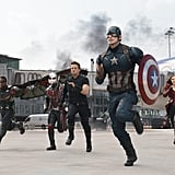 Captain America: Civil War Pictures