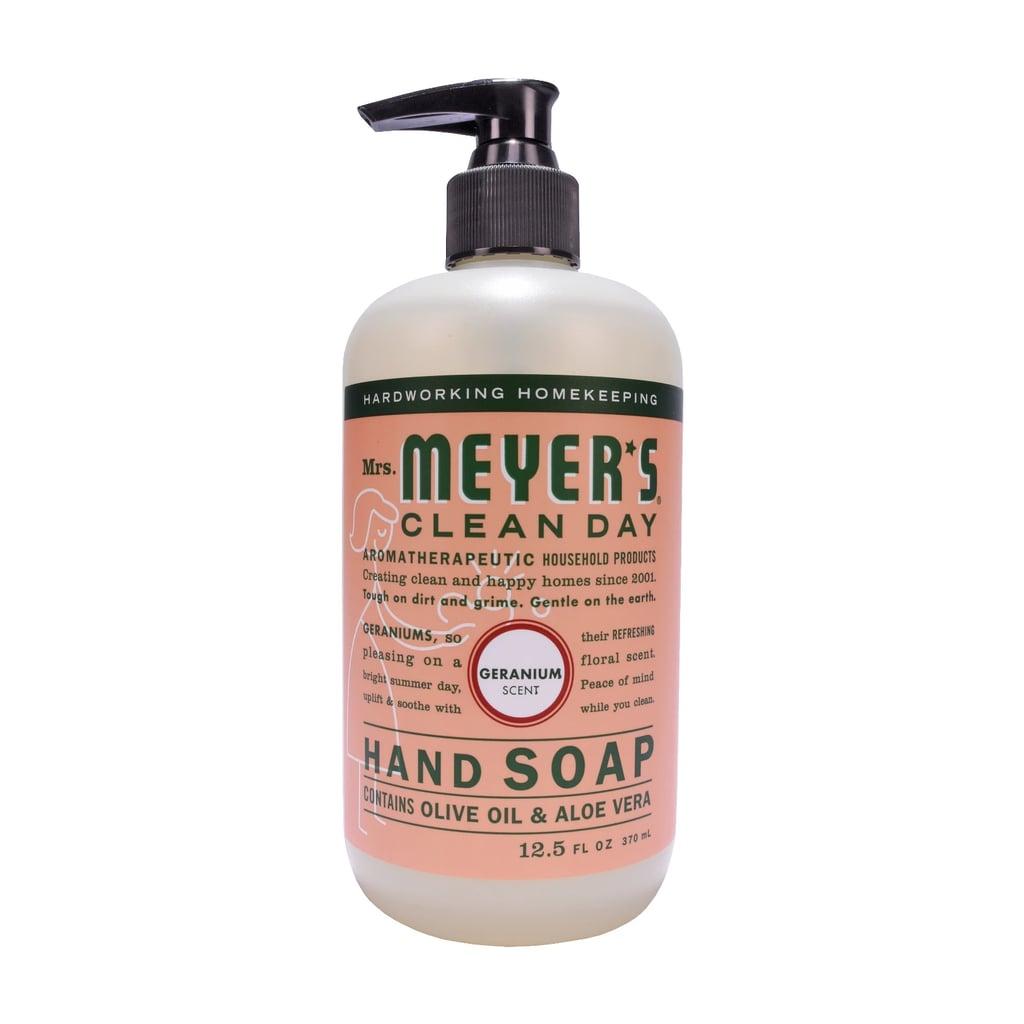 Mrs. Meyer's Geranium Hand Soap