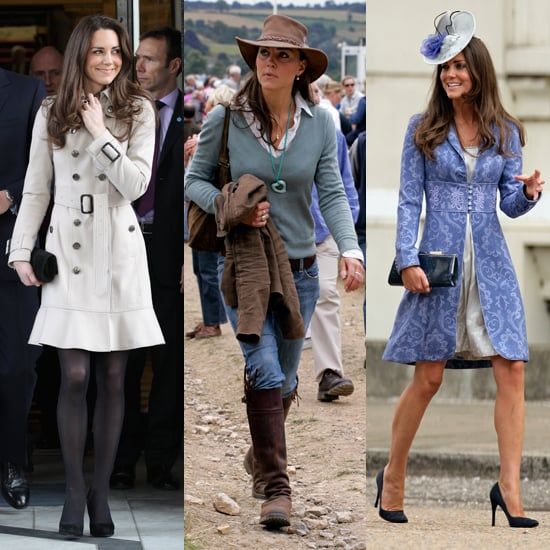 Catherine Kate Middleton S Style Popsugar Fashion Uk