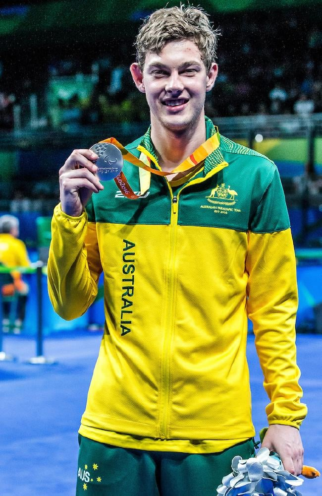 Australian medal winners at the rio 2016 paralympic games for 10 in 1 games table australia