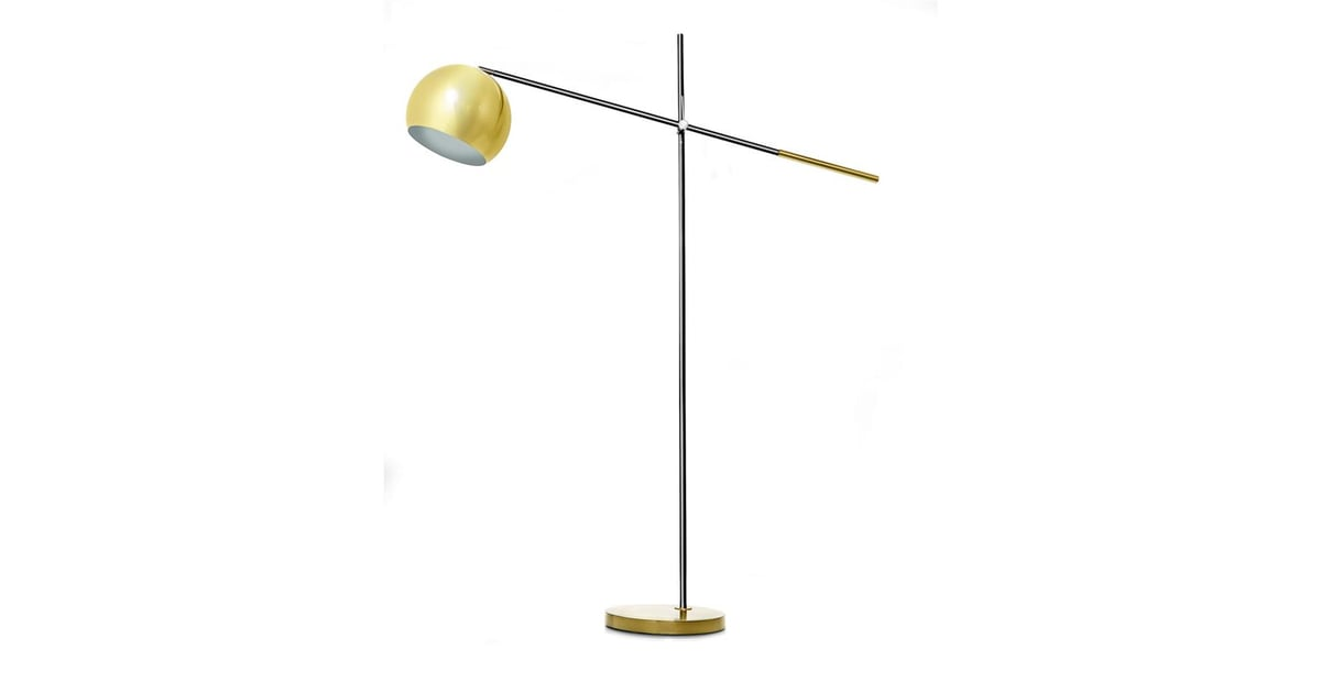 Kmart Cantilever Floor Lamp, $49 | New Home Decor Editor Must ...
