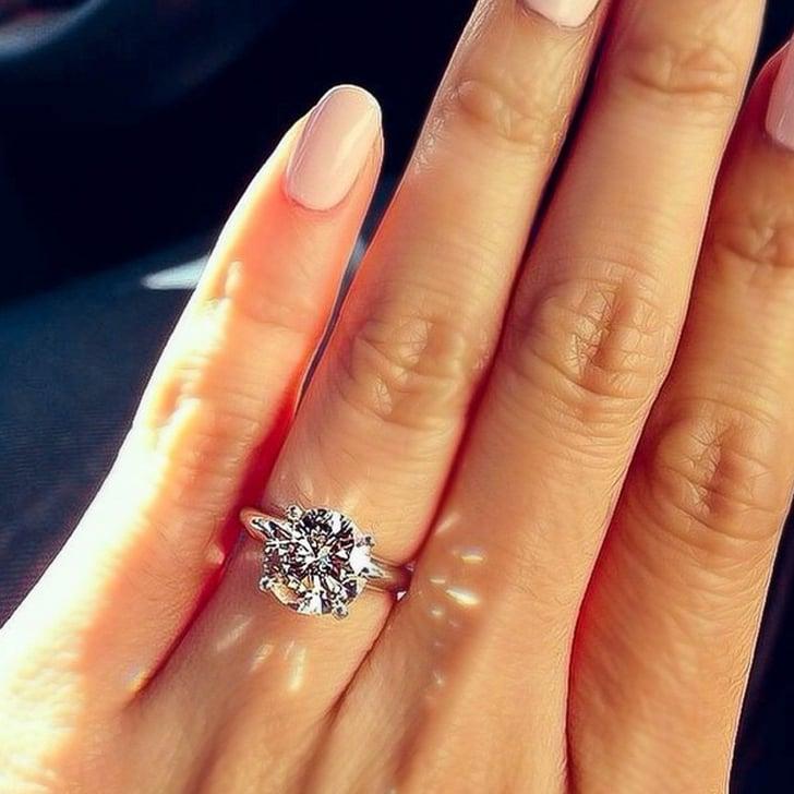 Engagement Ring Photos on Instagram   POPSUGAR Fashion Australia