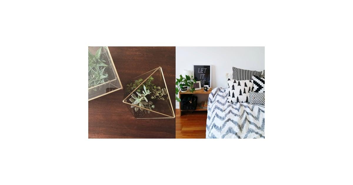 how to decorate with west elm popsugar home. Black Bedroom Furniture Sets. Home Design Ideas