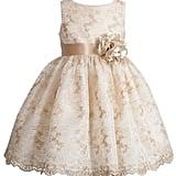 Kleinfeld Pink 'Leela' Sleeveless Dress