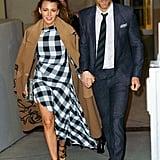 Blake Lively and Ryan Reynolds in New York