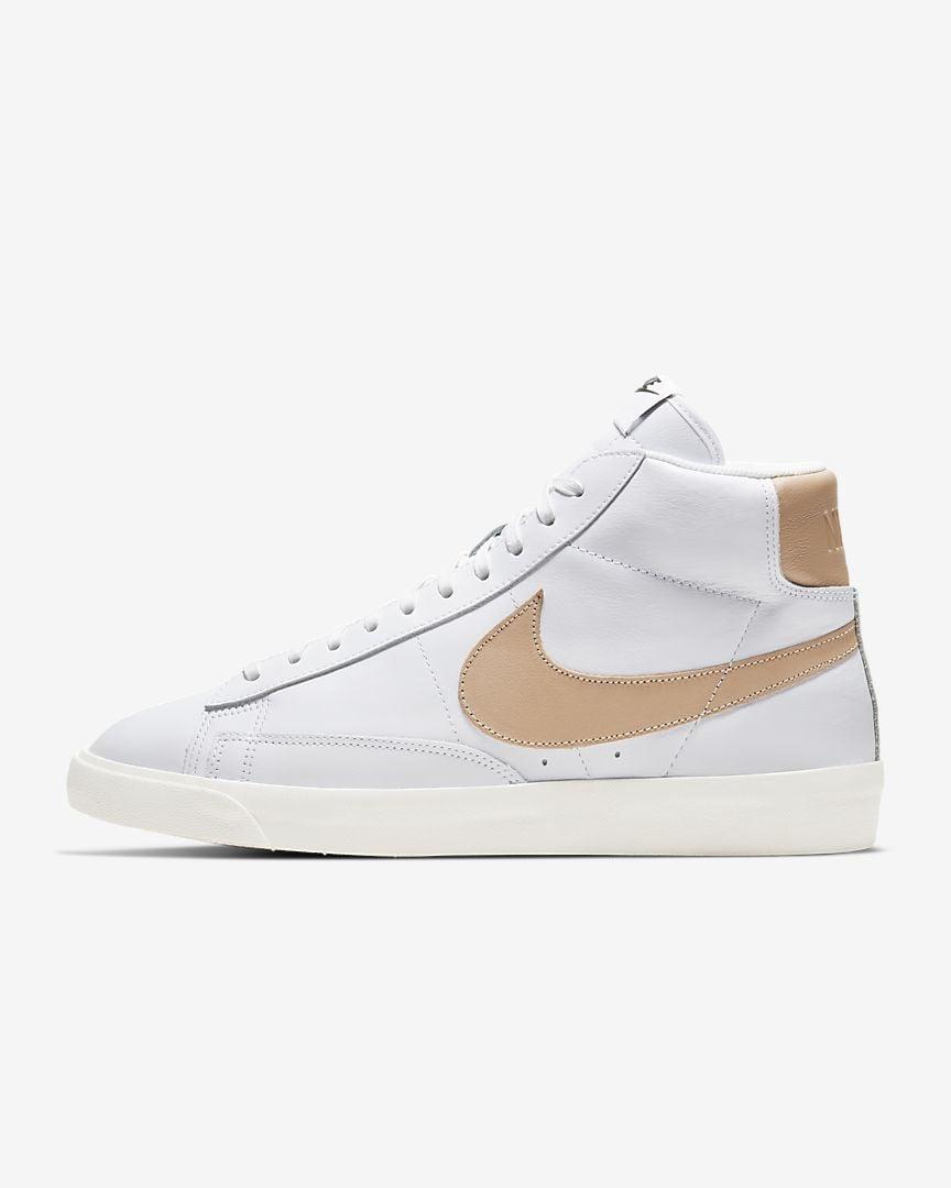 Nike Blazer Mid Premium Shoes | The 40