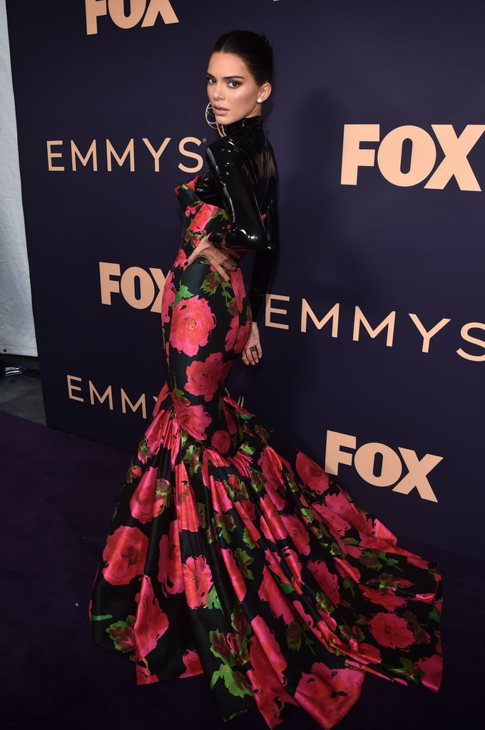 Kendall Jenner at the Emmy Awards 2019