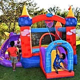 Dragon Quest Inflatable Bounce House